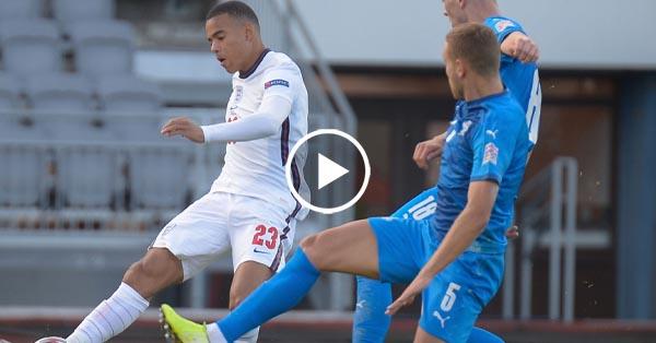 ไฮไลท์ฟุตบอล ยูฟ่า เนชั่นส์ ลีก ไอซ์แลนด์ vs อังกฤษ 05-09-63
