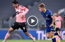ไฮไลท์บอล กัลโช่ เซเรียอา อิตาลี ยูเวนตุส vs เวโรน่า 25-10-63