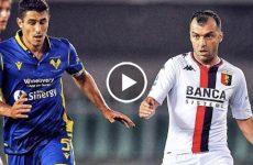 ไฮไลท์บอล กัลโช่ เซเรียอา อิตาลี เวโรน่า vs เจนัว 19-10-63