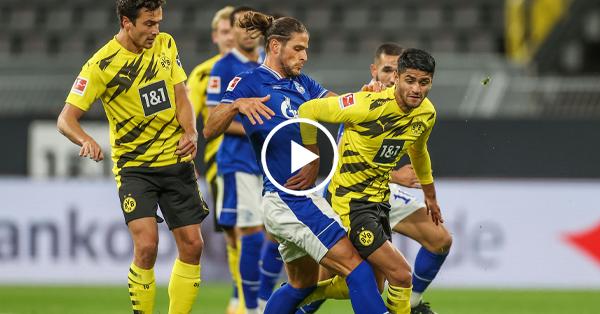 ไฮไลท์บอล บุนเดสลีกา เยอรมัน โบรุสเซีย ดอร์ทมุนด์ vs ชาลเก้ 04 24-10-63