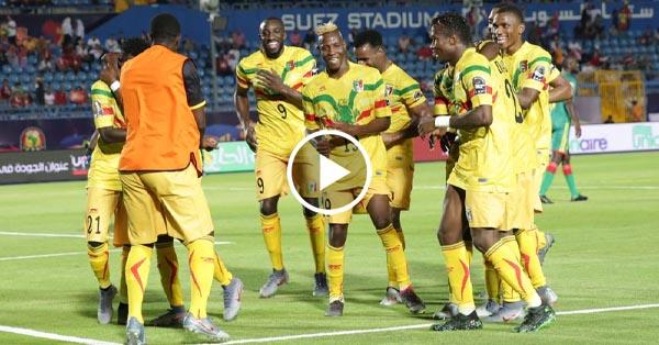 ไฮไลท์บอล มาลี vs กาน่า