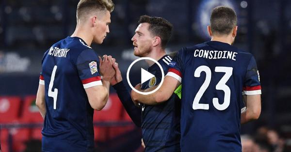 ไฮไลท์บอล ยูฟ่า เนชั่นส์ ลีก สกอตแลนด์ vs สโลวาเกีย 11-10-63