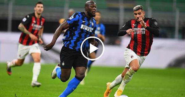 ไฮไลท์ฟุตบอล กัลโช่ เซเรียอา อิตาลี เอซี มิลาน vs อินเตอร์ มิลาน 17-10-63