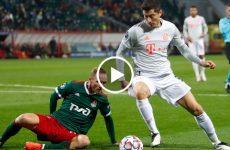 ไฮไลท์ฟุตบอล ยูฟ่า แชมเปี้ยนส์ลีก โลโคโมทีฟ มอสโก vs บาเยิร์น มิวนิค 27-10-63