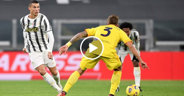 ไฮไลท์บอล กัลโช่ เซเรียอา อิตาลี ยูเวนตุส vs กาญารี่ 21-11-63