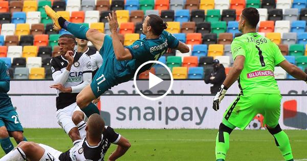 ไฮไลท์บอล กัลโช่ เซเรียอา อิตาลี อูดิเนเซ่ vs เอซี มิลาน 01-11-63
