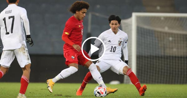 ไฮไลท์บอล ญี่ปุ่น vs ปานามา