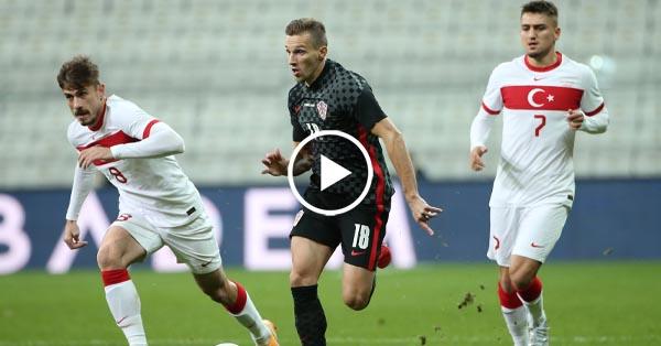 ไฮไลท์บอล ตุรกี vs โครเอเชีย