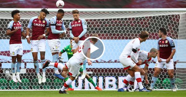 ไฮไลท์บอล พรีเมียร์ลีก อังกฤษ แอสตัน วิลล่า vs เซาแธมป์ตัน 1-11-63