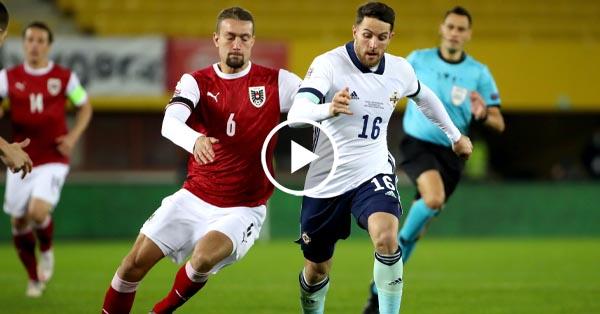 ไฮไลท์บอล ออสเตรีย vs ไอร์แลนด์เหนือ