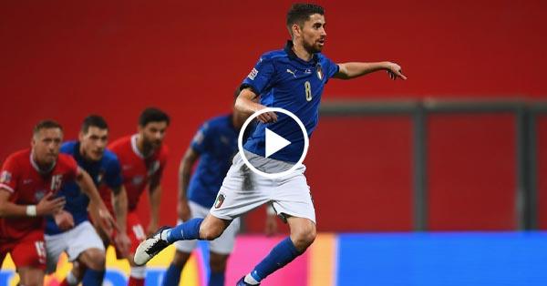ไฮไลท์บอล อิตาลี่ vs โปแลนด์