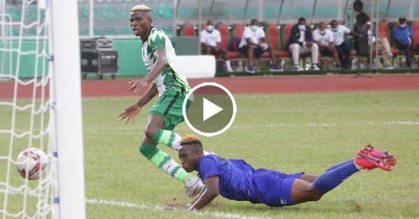 ไฮไลท์บอล ไนจีเรีย vs เซียร์รา ลีโอน