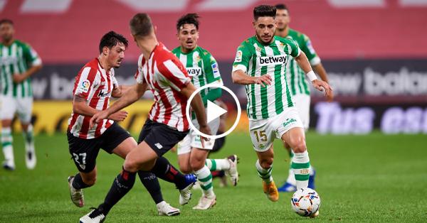 ไฮไลท์บอล ลาลีกา สเปน แอธเลติก บิลเบา vs เรอัล เบติส 23-11-63
