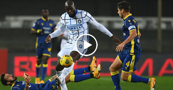 ไฮไลท์บอล กัลโช่ เซเรียอา อิตาลี เวโรน่า vs อินเตอร์ มิลาน