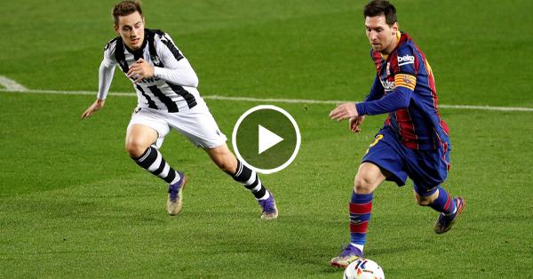 ไฮไลท์บอล ลาลีกา สเปน บาร์เซโลน่า vs เลบานเต้ 13-12-63