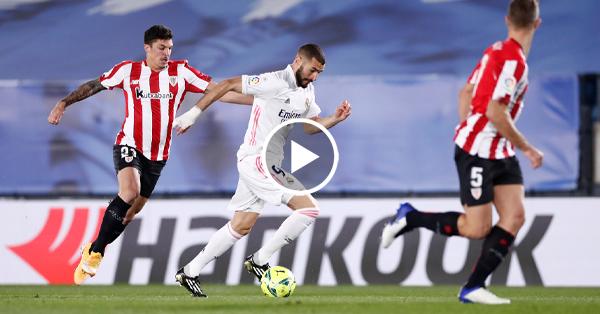 ไฮไลท์บอล ลาลีกา สเปน เรอัล มาดริด vs แอธเลติก บิลเบา 15-12-63