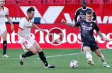 ไฮไลท์บอล ลาลีกา สเปน เซบีย่า vs เรอัล มาดริด 05-12-63