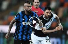 ไฮไลท์บอล กัลโช่ เซเรียอา อิตาลี อูดิเนเซ่ vs อินเตอร์ มิลาน 23-01-64