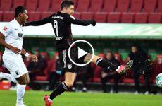 ไฮไลท์บอล บุนเดสลีกา เยอรมัน เอาก์สบวร์ก vs บาเยิร์น มิวนิค 20-01-64