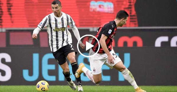 ไฮไลท์บอล กัลโช่ เซเรียอา อิตาลี เอซี มิลาน vs ยูเวนตุส 06-01-64