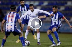 ไฮไลท์บอล โคปา เดล เรย์ อัลโคยาโน่ vs เรอัล มาดริด 20-01-64