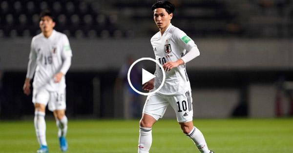ไฮไลท์บอล ฟุตบอลโลก 2022 รอบคัดเลือก มองโกเลีย vs ญี่ปุ่น 30-03-64