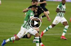 ไฮไลท์บอล ลาลีกา สเปน เรอัล เบติส vs อลาเบส 08-03-64