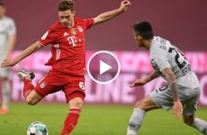 ไฮไลท์บอล บุนเดสลีกา เยอรมัน บาเยิร์น มิวนิค vs เลเวอร์คูเซ่น 20-04-64