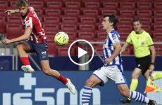 ไฮไลท์บอล ลาลีกา สเปน แอตฯ มาดริด vs เรอัล โซเซียดาด 12-05-64
