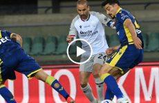 ไฮไลท์บอล กัลโช่ เซเรียอา อิตาลี เวโรน่า vs โบโลญญ่า 17-05-64