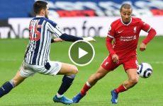 ไฮไลท์บอล พรีเมียร์ลีก อังกฤษ เวสต์บรอมวิช vs ลิเวอร์พูล 16-05-64