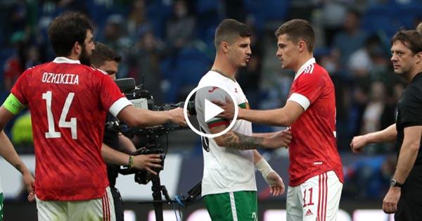 ไฮไลท์บอล กระชับมิตรทีมชาติ รัสเซีย vs บัลแกเรีย 05-06-64