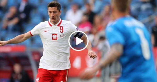 ไฮไลท์บอล กระชับมิตรทีมชาติ โปแลนด์ vs ไอซ์แลนด์ 08-06-64