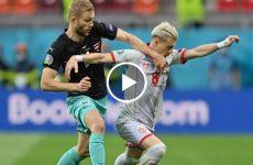 ไฮไลท์บอล ยูโร 2020 ออสเตรีย vs มาซิโดเนีย 13-06-64