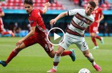 ไฮไลท์บอล ยูโร 2020 ฮังการี่ vs โปรตุเกส 15-06-64