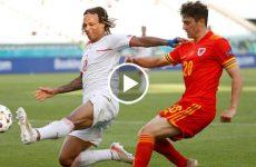 ไฮไลท์บอล ยูโร 2020 เวลส์ vs สวิตเซอร์แลนด์ 12-06-64