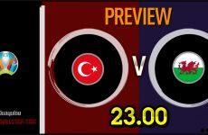 วิเคราะห์บอล ยูโร 2020 ตุรกี VS เวลส์