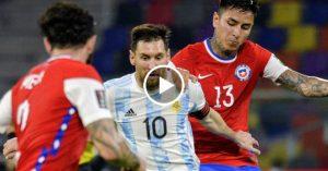ไฮไลท์บอล โคปาอเมริกา 2021 อาร์เจนติน่า VS ชิลี 14-06-64 ติดตามไฮไลท์บอล ชัดระดับ HD อัพเดตรวดเร็วได...