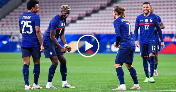 France vs Wales 2