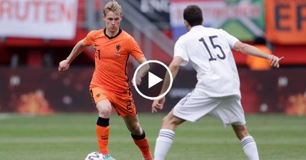 Netherlands vs Georgia