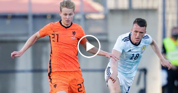 Netherlands vs Scotland