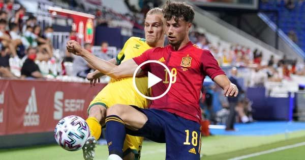Spain vs Lithuania
