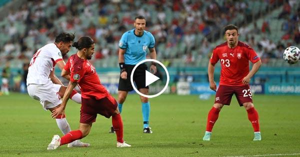 Switzerland vs Turkey
