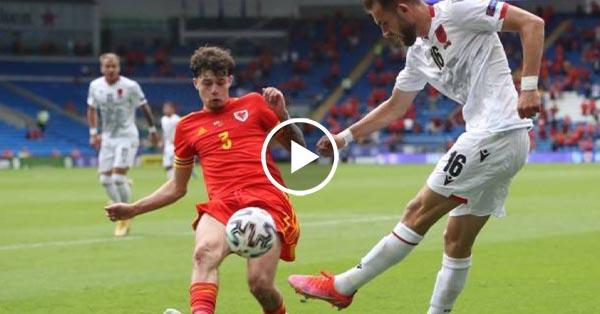 Wales vs Albania