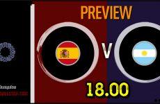 วิเคราะห์บอล ฟุตบอลชาย โอลิมปิก สเปน(U23) VS อาร์เจนตินา(U23)