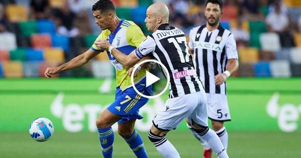 ไฮไลท์บอล กัลโช่ เซเรียอา อิตาลี อูดิเนเซ่ vs ยูเวนตุส 22-08-64