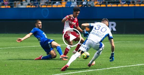ไฮไลท์บอล ลีกเอิง ฝรั่งเศส ทรัวส์ vs โมนาโก 29-08-64
