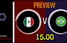 วิเคราะห์บอล ฟุตบอลชาย โอลิมปิก เม็กซิโก(U23) VS บราซิล(U23)