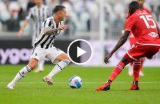 ไฮไลท์บอล กัลโช่ เซเรียอา อิตาลี ยูเวนตุส vs ซามพ์โดเรีย 26-09-64