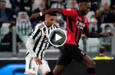 ไฮไลท์บอล กัลโช่ เซเรียอา อิตาลี ยูเวนตุส vs เอซี มิลาน 19-09-64
